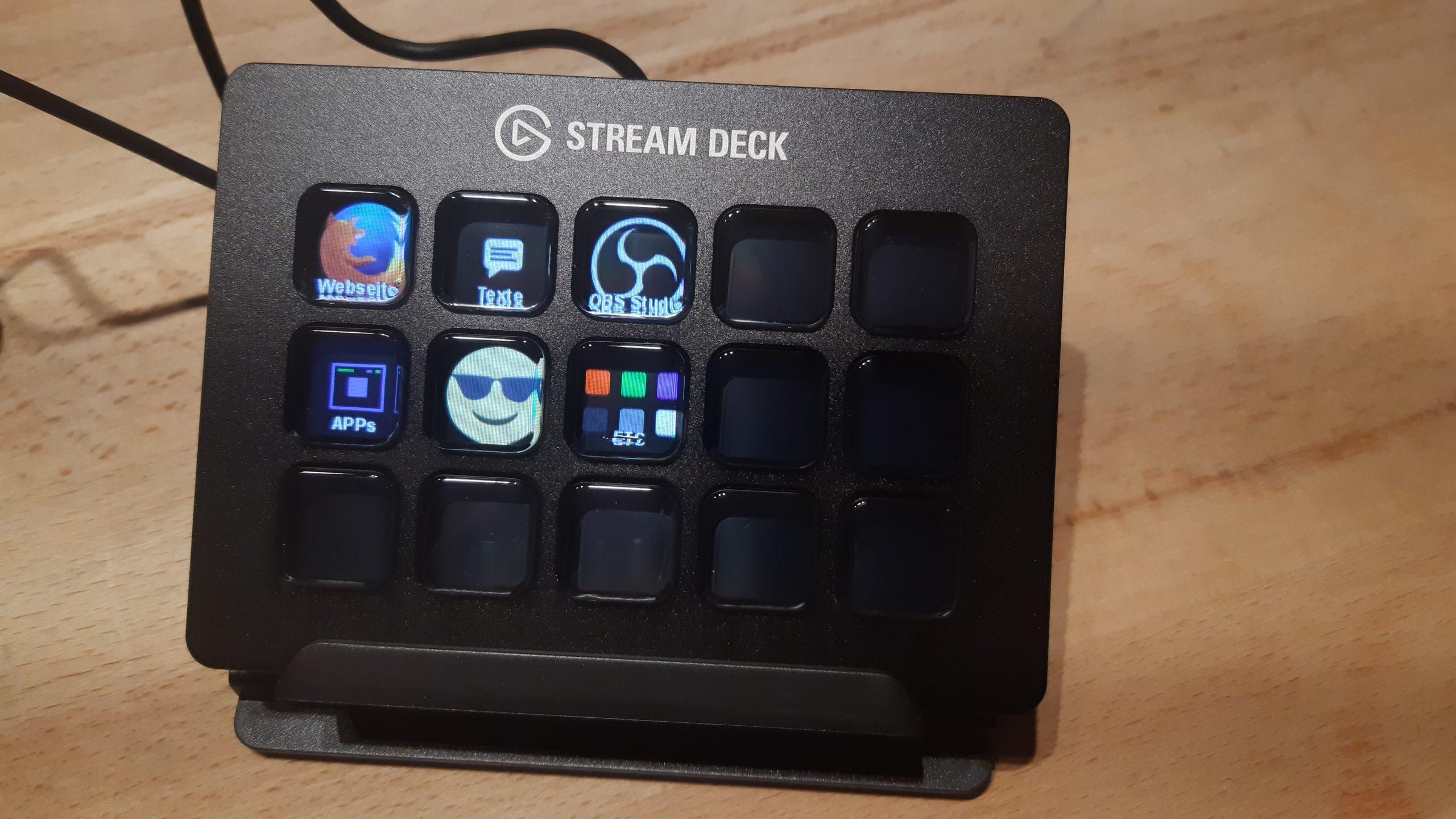 Stream Deck Mini (15 Keys)
